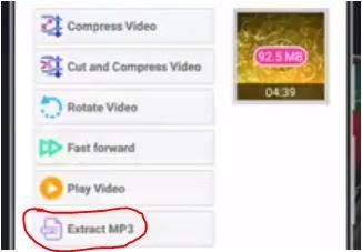 cara mengubah video menjadi mp3 online