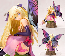 Figura Hydrangea Macrophylla no Yousei Annabel Tony's Heroine Collection 4-Leaves
