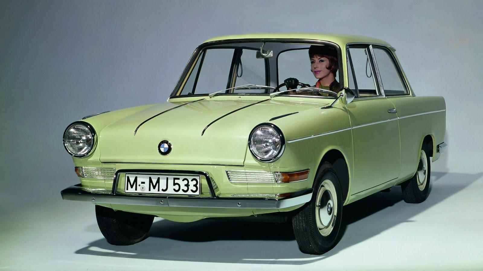 1959- 1965 BMW 700