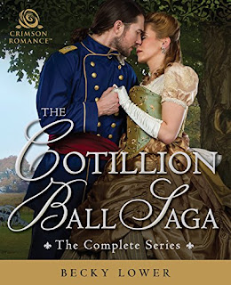 Cotillion Ball Saga: The Complete Series by Becky Lower