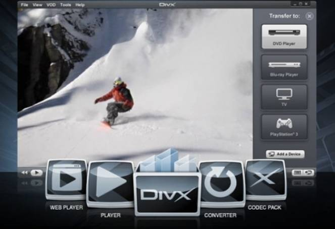 Divx Player Plus
