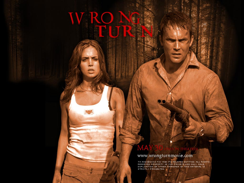 Wrong Turn (2003) Full HD Free Movie Download