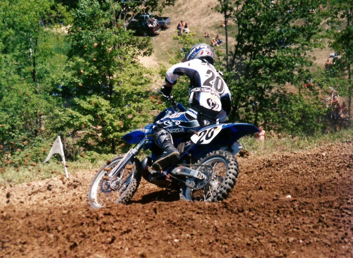 Tim Ferry - High Point 1999