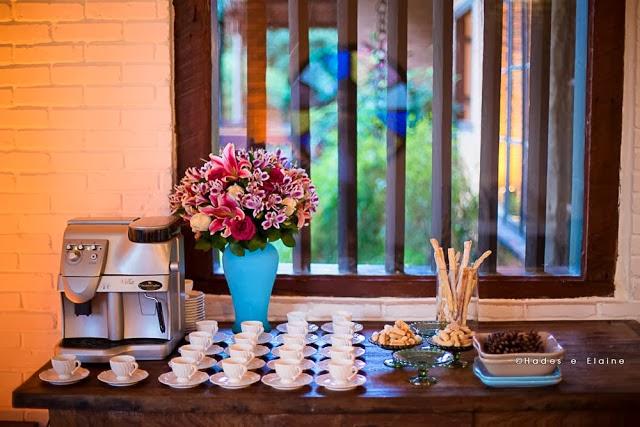 decoração - mesa do café da manhã