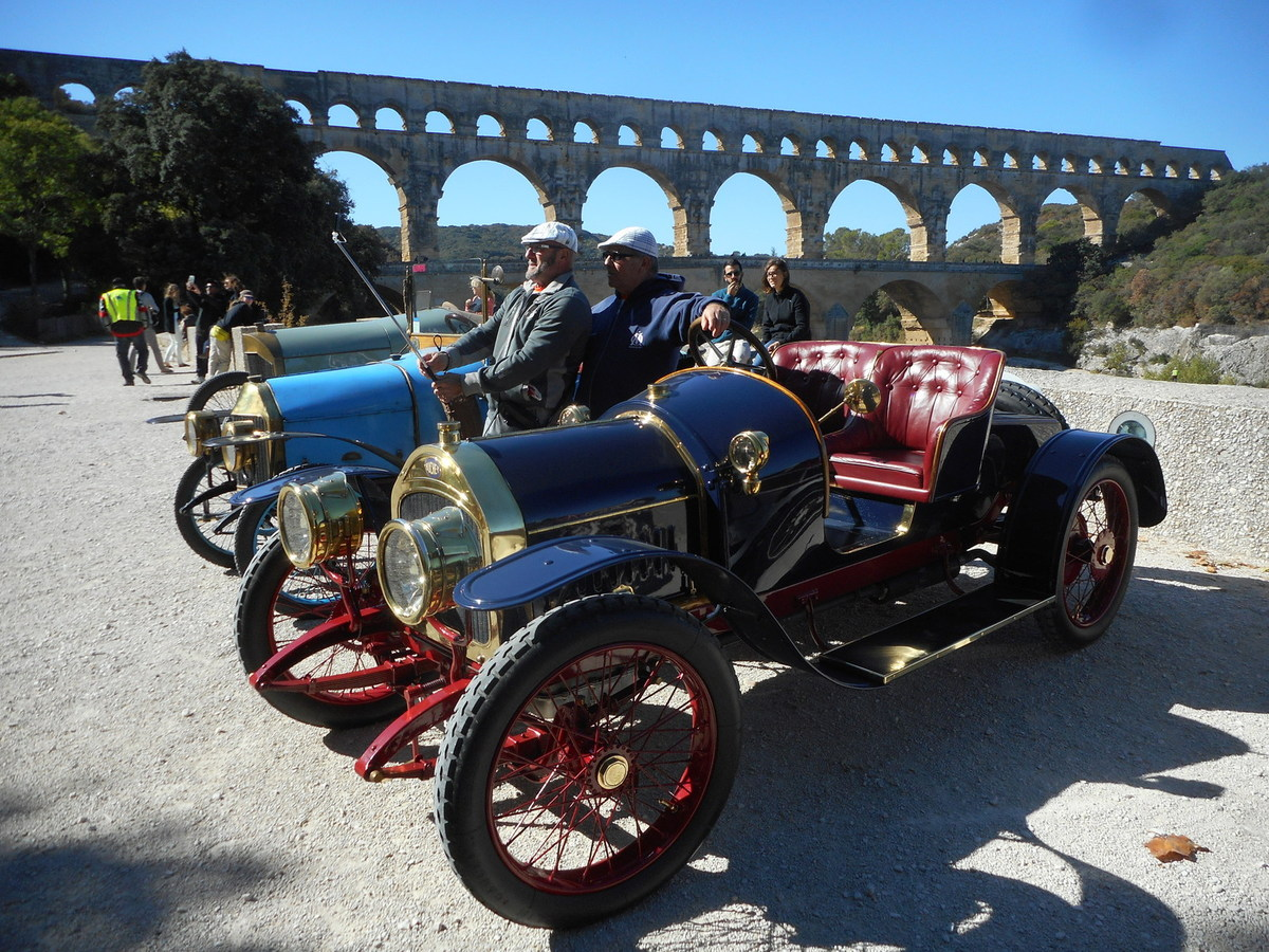 Just A Car Guy: when taking out the old brass cars for a get ...