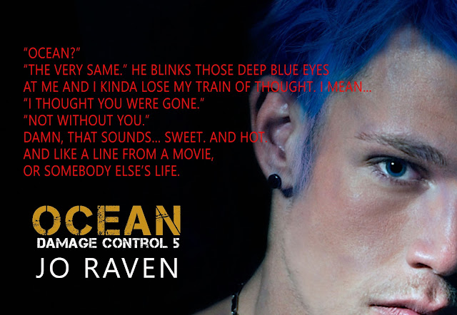 Cover Reveal Ocean Damage Control 5 By Jo Raven Silence Is Read