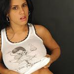 Andrea Rincon – Selena Spice – Cachetero Verde Foto 115