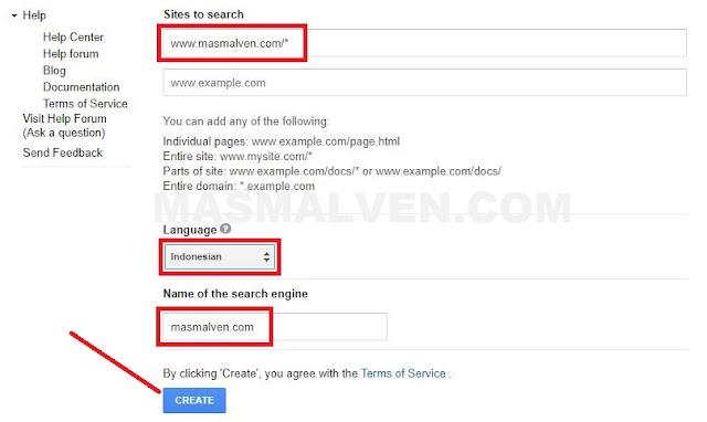 Cara Membuat Related Post Dengan Google CSE 2