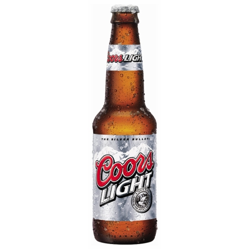 Pictures Blog: Coors Light Beer Bottle