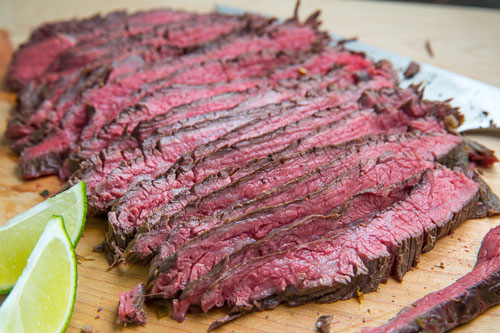 Carne Asada (Grilled Marinated Steak)