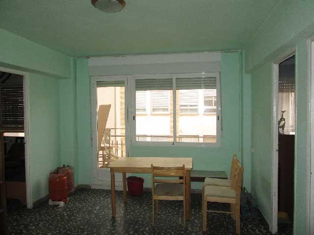 piso en venta calle cabanes castellon comedor