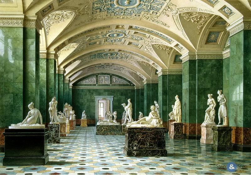 Картинки по запросу эрмитаж малахитовый зал