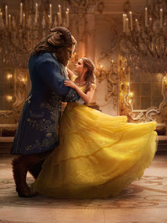 Dan Stevens, Emma Watson, Beauty and the Beast, Disney