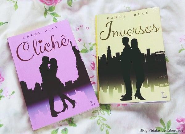 livros, romances, cliche, inversos, ler-editorial, capas, carol-dias