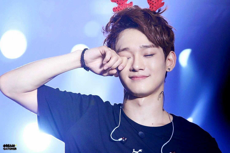 Happy Birthday To EXO's Chen