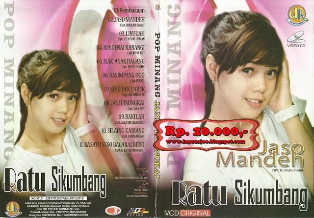 Ratu Sikumbang - Jaso Mandeh (Album Pop Minang)