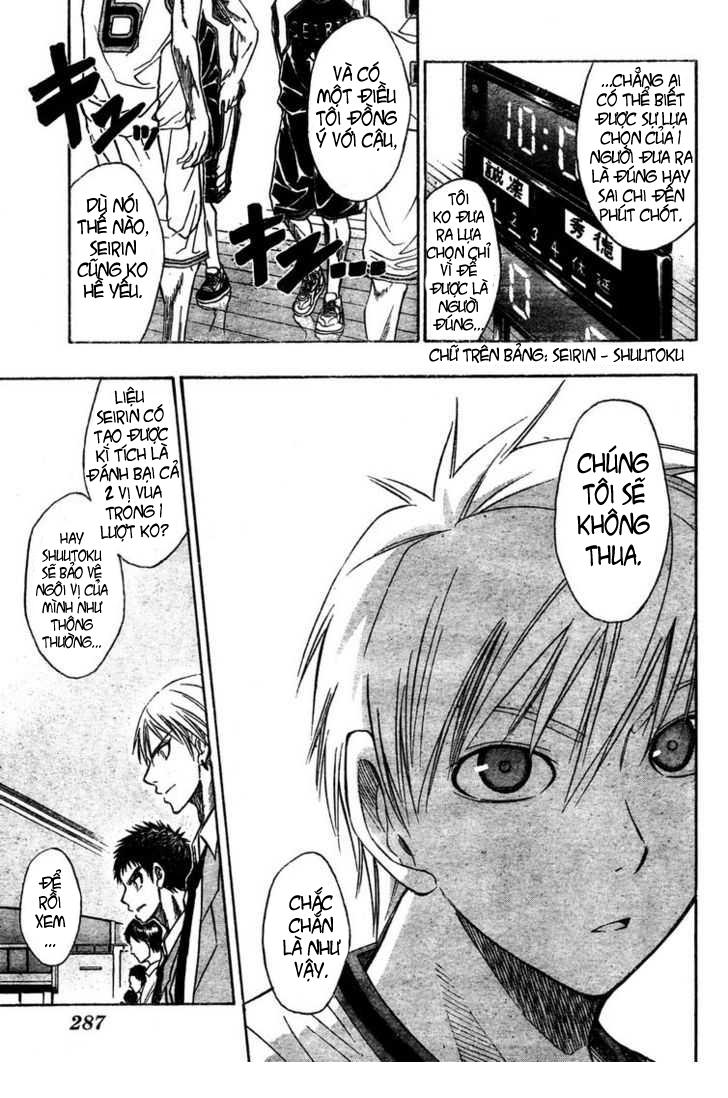 Kuroko No Basket chap 025 trang 18