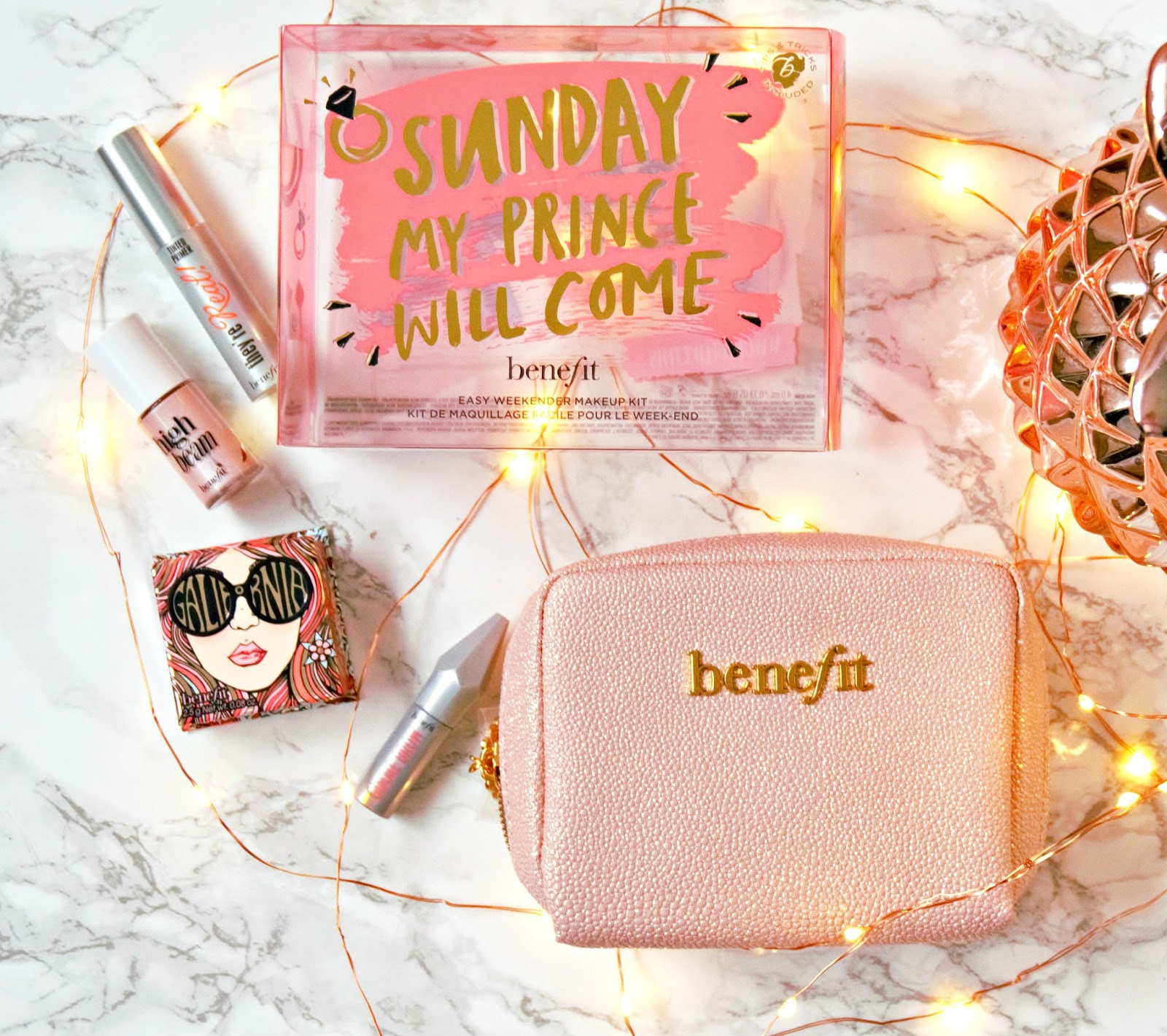 Benefit Sunday My Prince Will Come Review