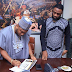 Tonto Dikeh's husband signs Praiz as Brand Ambassador