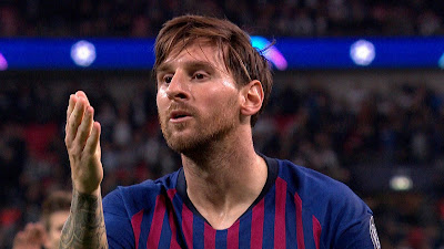 UCL-Group-B-2 Tottenham 2 vs 4 Barcelona 03-10-2018