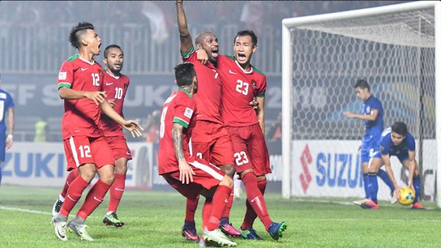 Fantastis! Ini Dia Gol Rizky Pora Dan Hansamu Yama Ke Gawang Thailand Di Final Leg-1 Piala AFF 2016