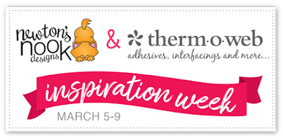 Newton's Nook Designs & Therm O Web Inspiration Week