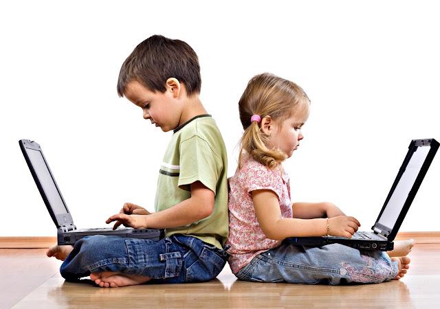 Tecnología niños problemas salud