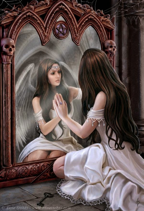 Beautiful Fantasy Art by Anne Stokes