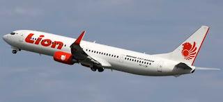 Diketinggian 10.000 Kaki Lion Air Alami Gangguan Teknis