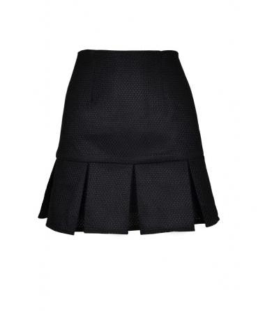 Fondo de armario rebajas FW 2015-2016 falda negra corta
