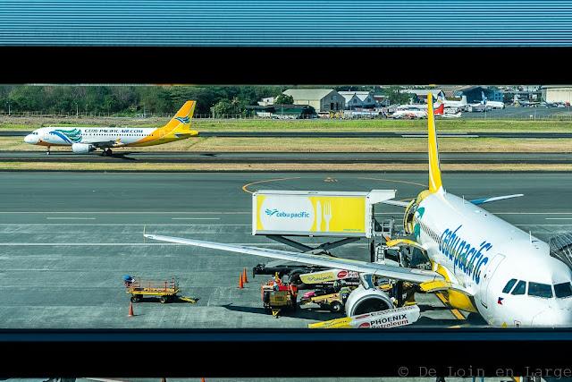 Aéroport de Manille-Philippines