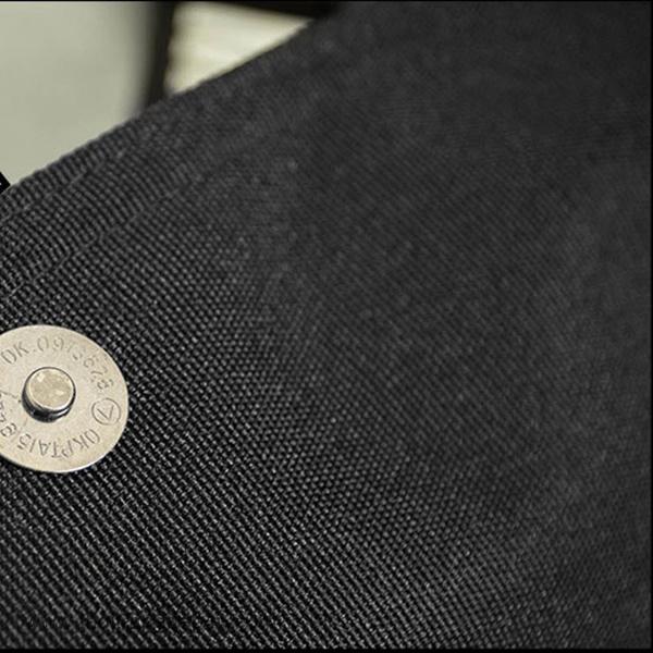 Túi đeo chéo nam vải bố sang trọng VF250