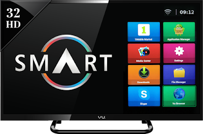vu tv smart series review