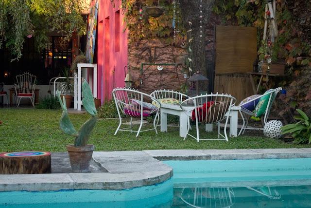 area externa- piscina
