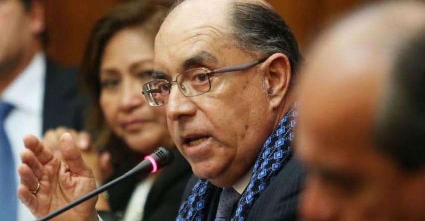 EDWIN DONAYRE: Congreso aprueba desafuero y autoriza su detención inmediata para cumplir ondena de 5 años impuesta por el Poder Judicial