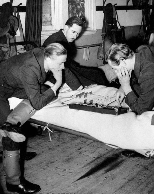 14 September 1940 worldwartwo.filminspector.com RAF Pilot Zulu Lewis
