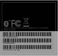 HTC Touch Diamond approved by the FCC 1