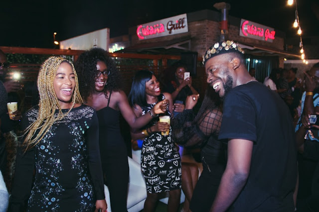 Johnnie, Jazz & Whisky returns to Lagos with Adekunle Gold