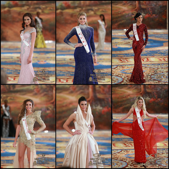 "SASHES AND TIARAS.....Miss World 2015 ""World Fashion Designer Dress"" Part Two: My Choices for Good and Cray-Cray!"