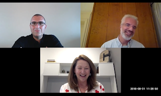 DisrupTV Constellation Research Vala Afshar Holger Mueller Axonify Carol Leaman