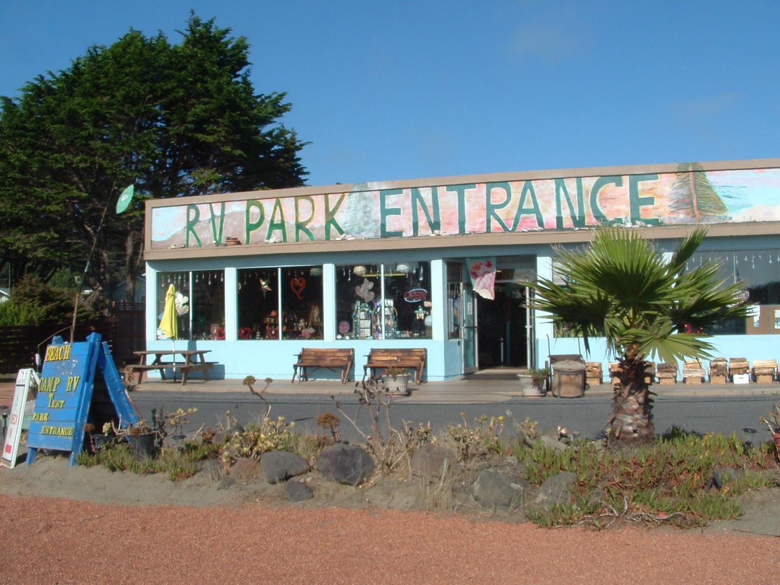 Hidden Pines RV Park Campground Fort Bragg California Hidden – Rv Park Building Plans