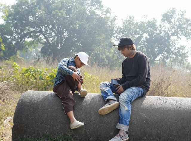Sourajit Saha & Nephew Rick 7