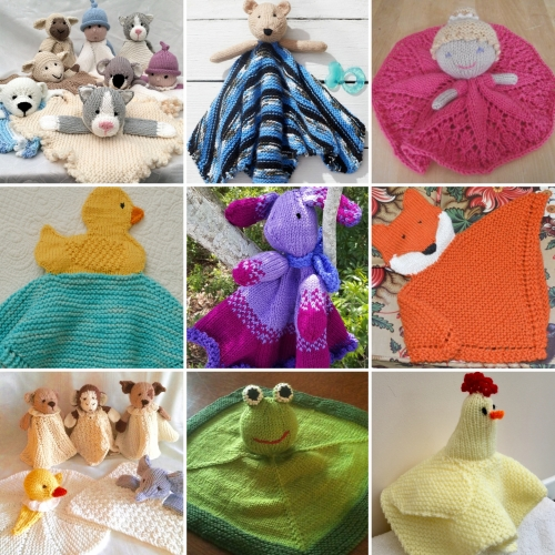 Blanket Buddy Knitting Patterns