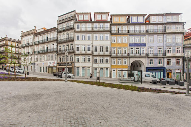 Temporary accommodation, apartments, Porto, turism