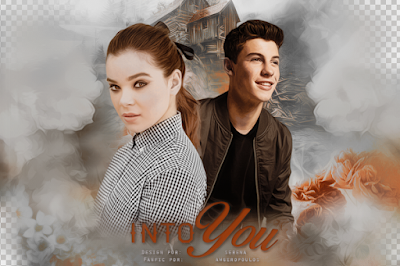 CF: Into You - (awgeropoulos)