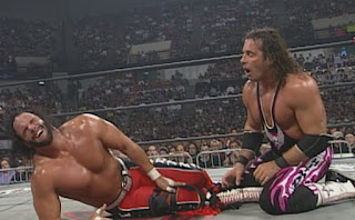 WCW Slamboree 1998 Review - Randy Savage battled Bret 'The Hitman' Hart