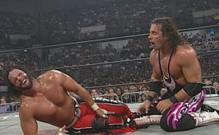 WCW Slamboree 1998 Review - Randy Savage battled Bret 'The Hitman' Hart