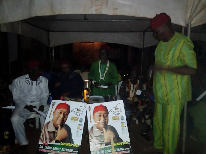 WE EXPECT NOTHING BUT VICTORY FOR OCHENDO - MGBAKWU OZOR COUNCIL  BY EJIKE FAVOUR