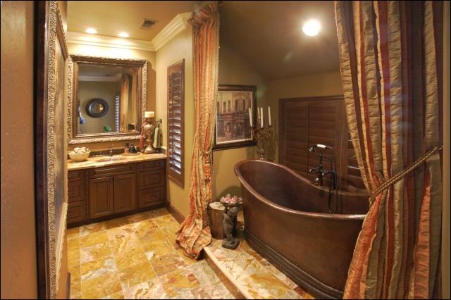 Old House Bathroom Ideas: Old World Bathroom Design Ideas