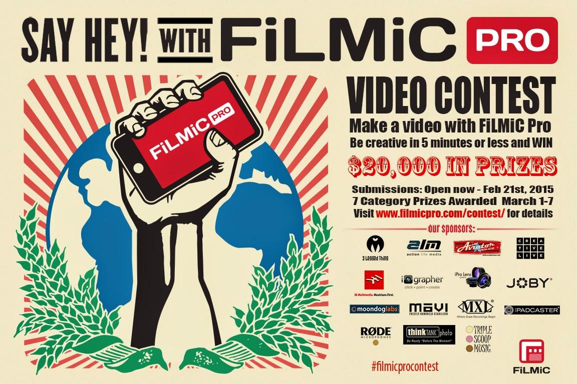 http://www.filmicpro.com/contest/